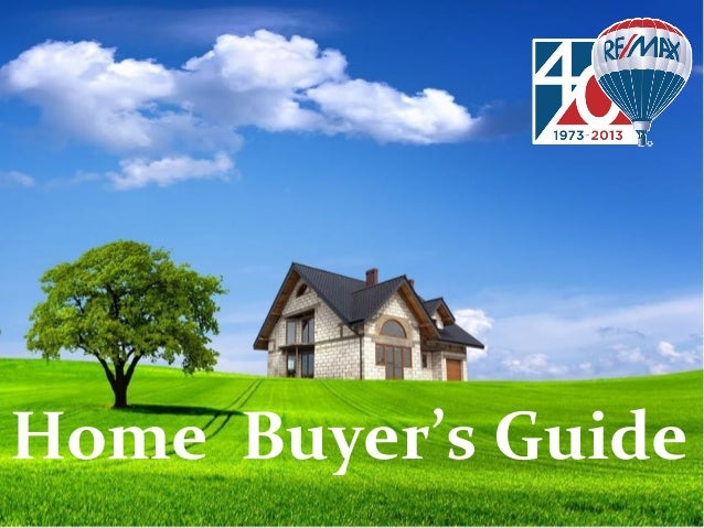 Buyers GuideHome Buyer's Guide