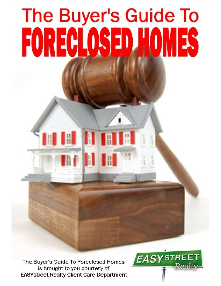 Buyers Guideto Foreclosed Homes