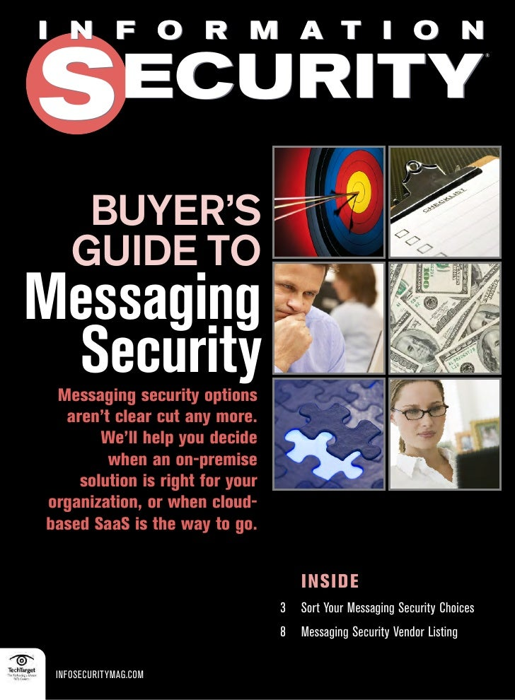 Buyers Guide To Messaging Security Dec 2009