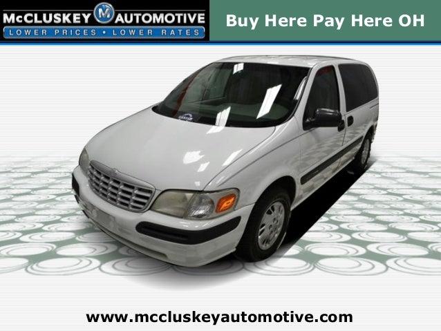 Buy Here Pay Here in OH - Used Vehicles in Cincinnati, Ohio