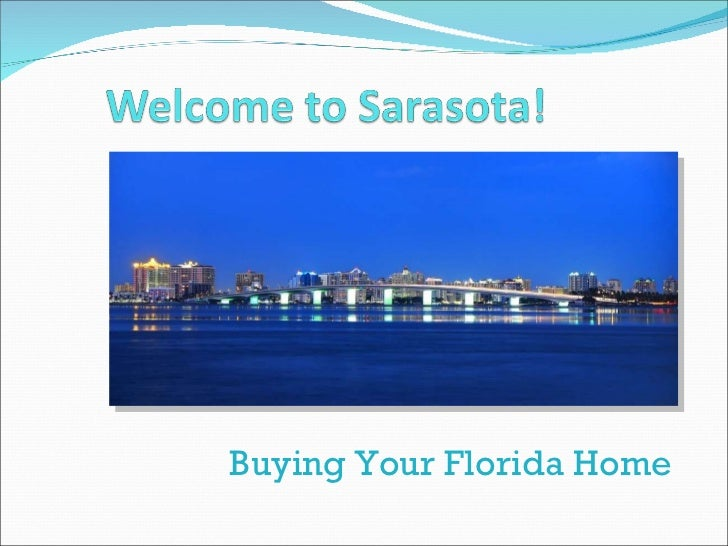 Buying Your Florida Home