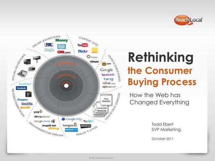 Rethinking the Consumer Buying Process