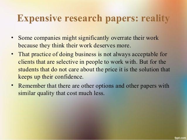 Essay Vs Research Paper