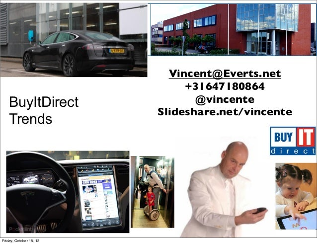 Buyitdirect industry transformation and electric driving