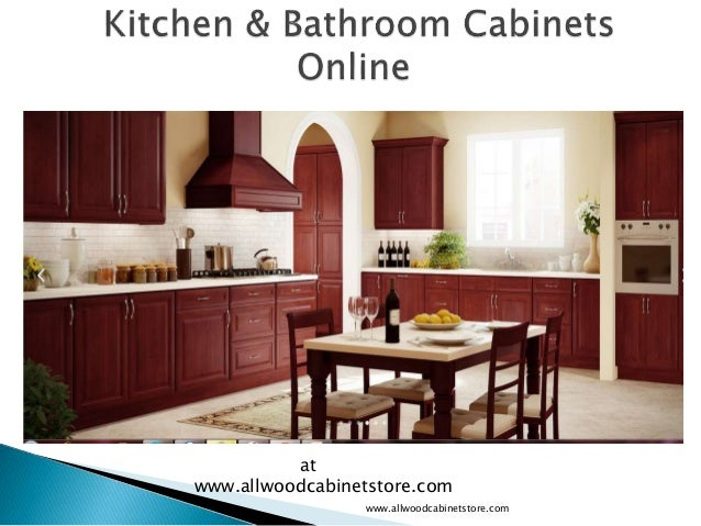 Allwoodcabinetstore buy kitchen cabinet online in usa for Where to order kitchen cabinets