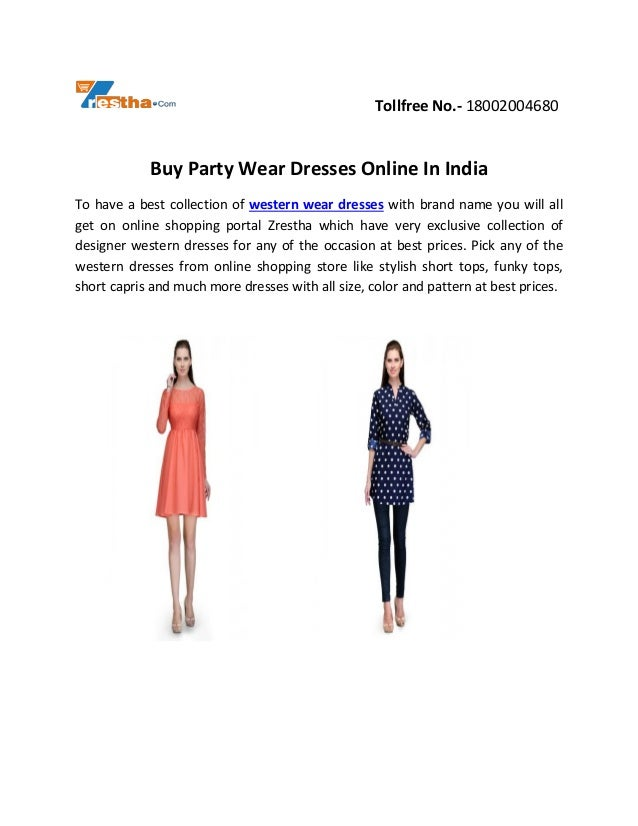 Buy casual dresses online india