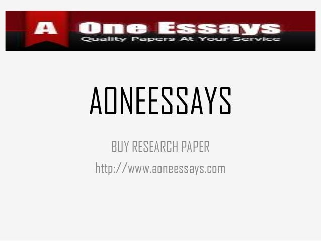Research papers buy online
