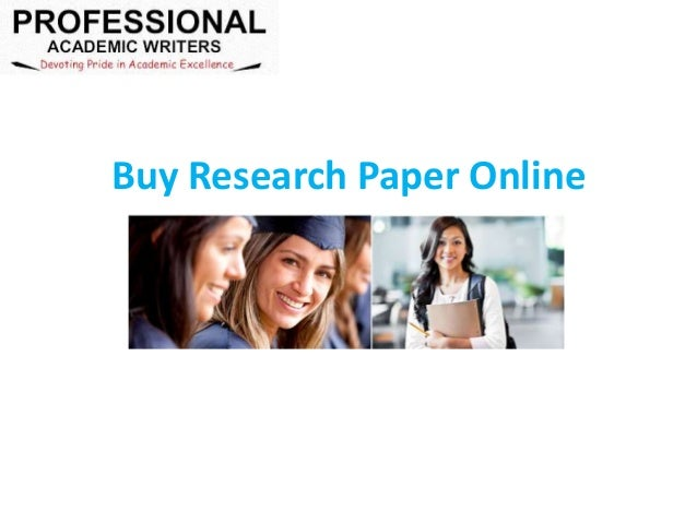 Places to buy research papers