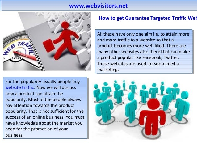 buy targeted traffic