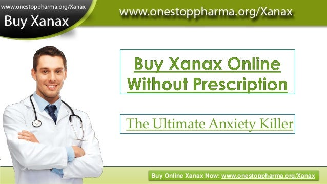 Buying xanax online reddit