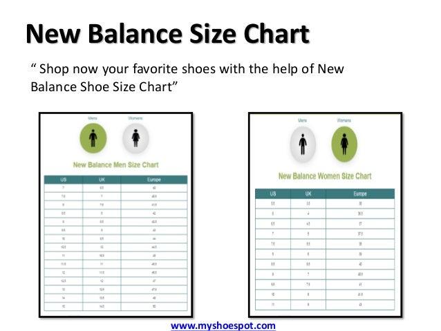 new balance 577 sizing chart