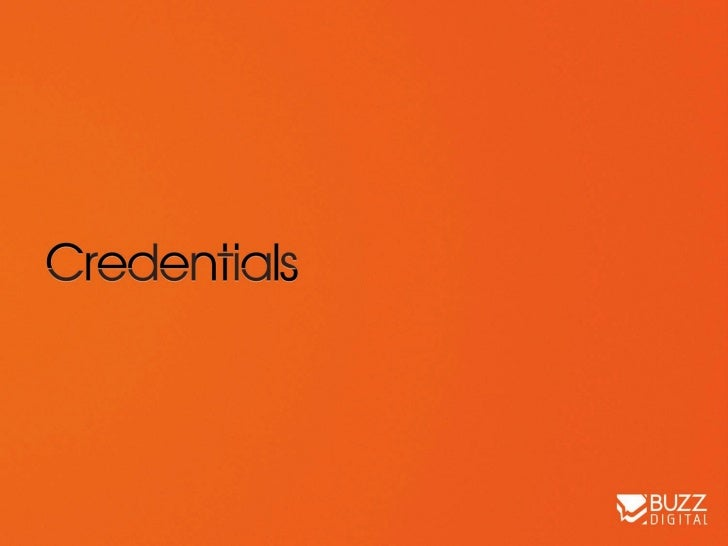 Credentials_Buzz Digital_ V1.4