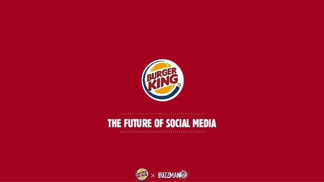 THE FUTURE OF SOCIAL MEDIA x
