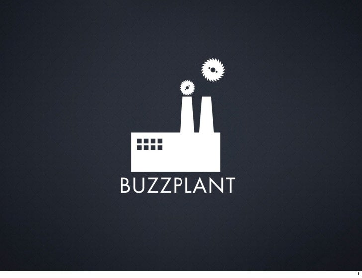Buzzplant Capabilities-Social Media marketing and Internet Strategies