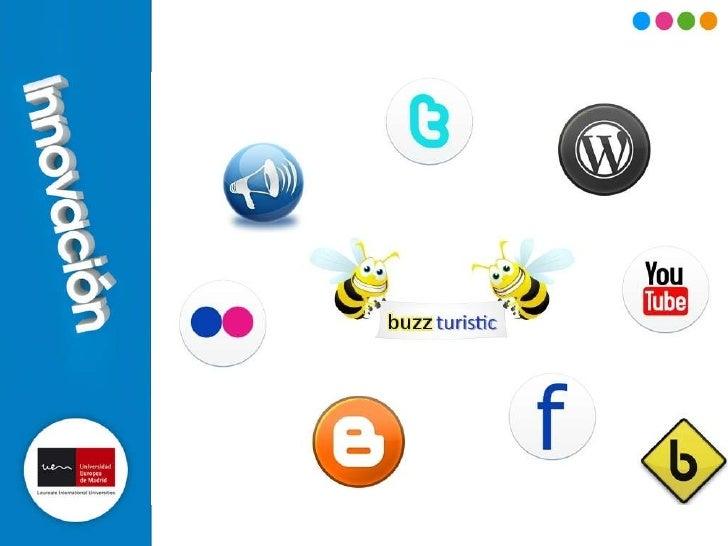 Buzzturistic - Plataforma de Bloggers