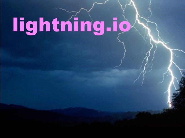 lightning.io