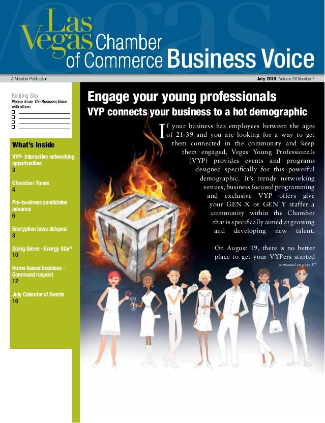 Business Voice Routing Slip Please share The Business Voice with others I A Member Publication 	 July 2010 | Volume 30 Num...