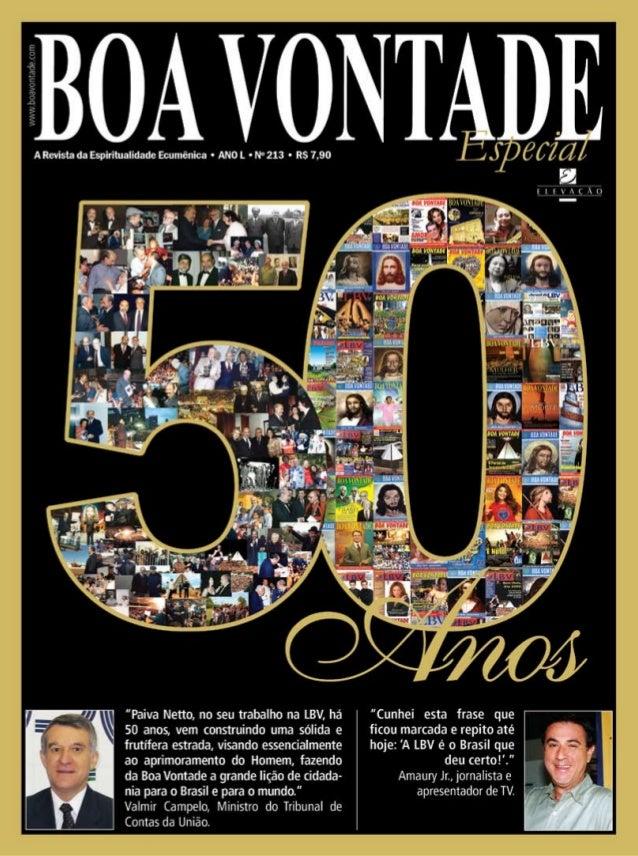 Revista Boa Vontade, edição 213