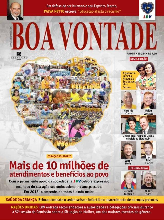 Revista Boa Vontade, edição 234