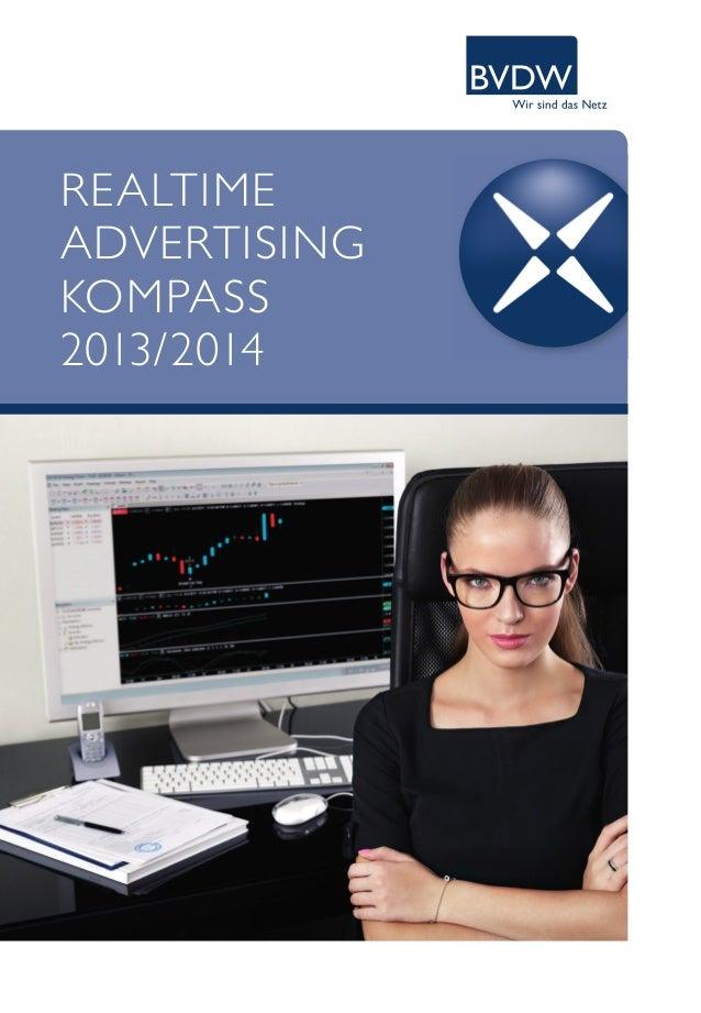 REALTIME  ADVERTISING  KOMPASS  2013/2014