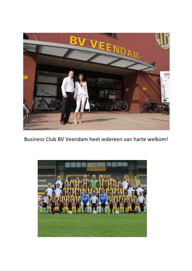 Welkom bij dé Digitale Business Club BV Veendam