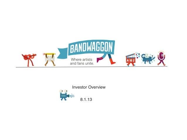 Bw brief investor pitch 8.12