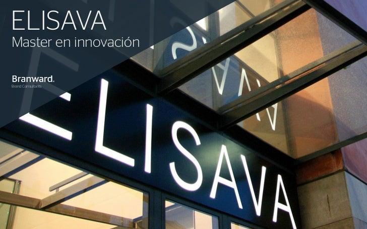 ELISAVAMaster en innovaciónBrand Consultants