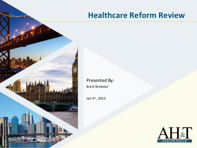 hcs 440 reform project part iii