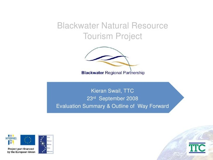 Blackwater Natural Resource Tourism Project<br />