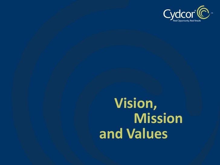 Cydcor Culture - Behaviors We Value