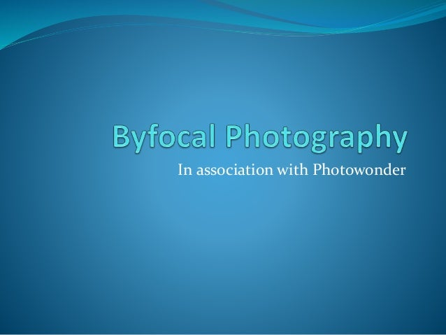 In association with Photowonder