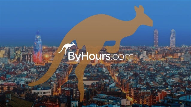 ByHours.com - Trobada Professional amb Christian Rodríguez