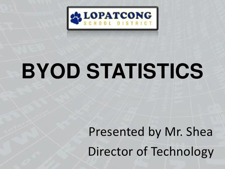 BYOD Statistics