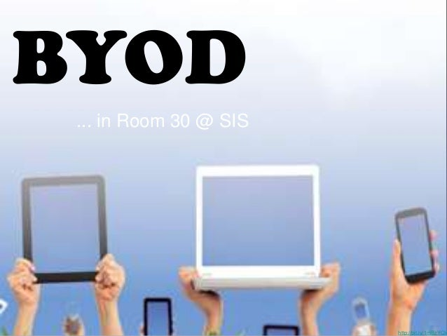BYOD ... in Room 30 @ SIS http://bit.ly/1mBzYQk