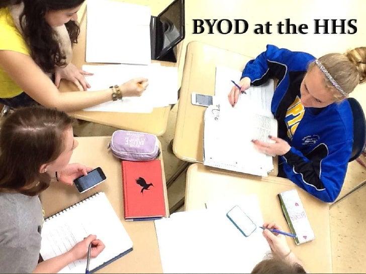 Byod update march 12, 2012