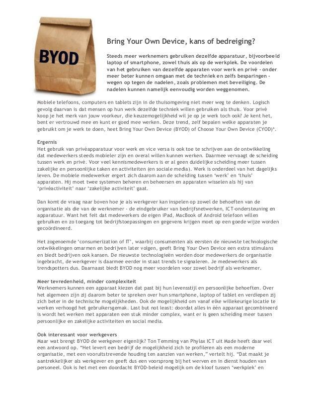 BYOD whitepaper