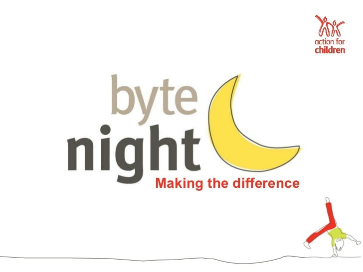 How Byte Night makes a difference.