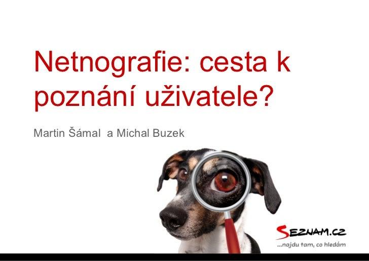 Bytový seminář - prezentace Seznam.cz