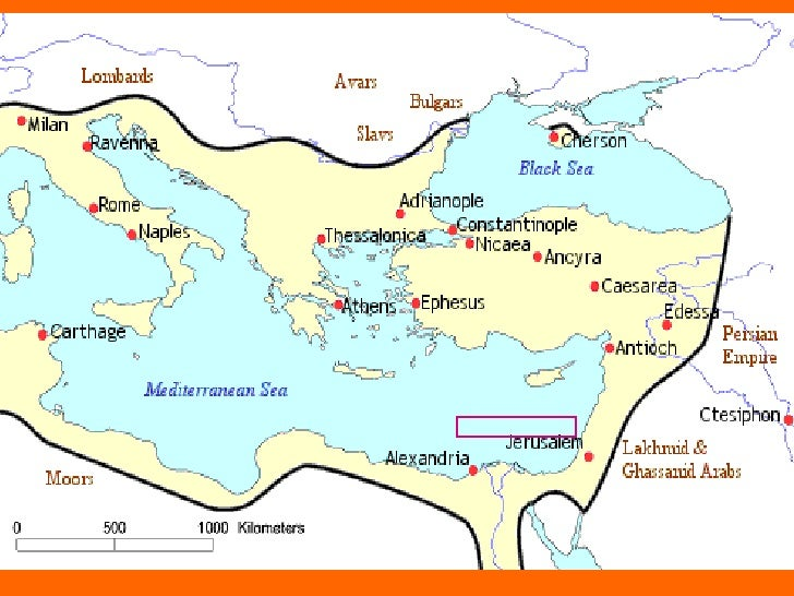 conclusion of byzantine and islamic civilization The empire of nicaea is considered the legitimate continuation of the byzantine empire because they  in the islamic and  european civilization,.
