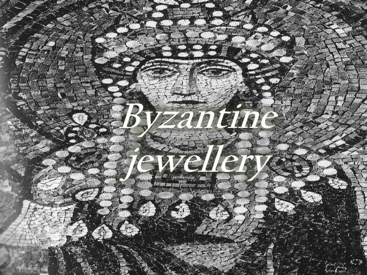 Byzantine jewellery<br />