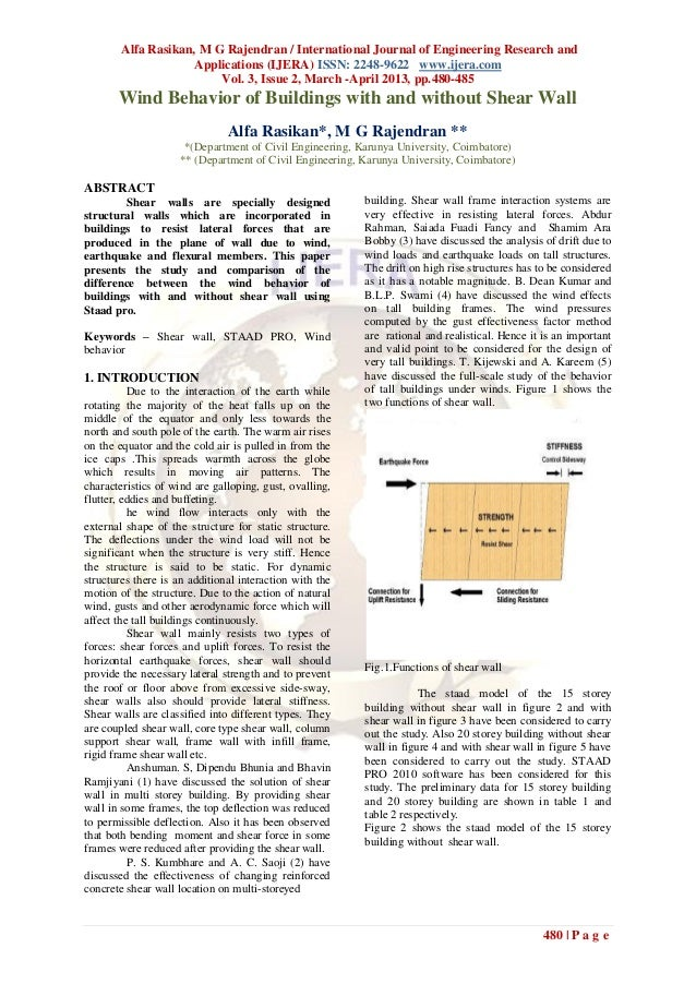 Alfa Rasikan, M G Rajendran / International Journal of Engineering Research and                     Applications (IJERA) I...