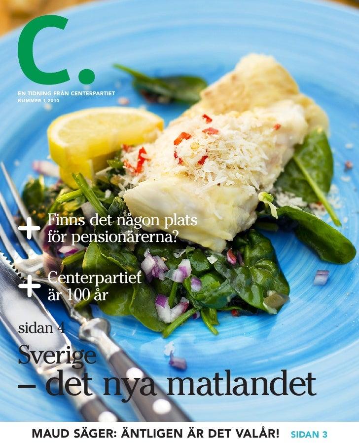 Tidningen C. Nr 1 2010