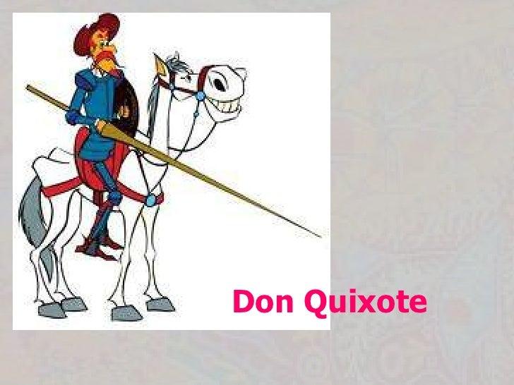 Don Quixote<br />
