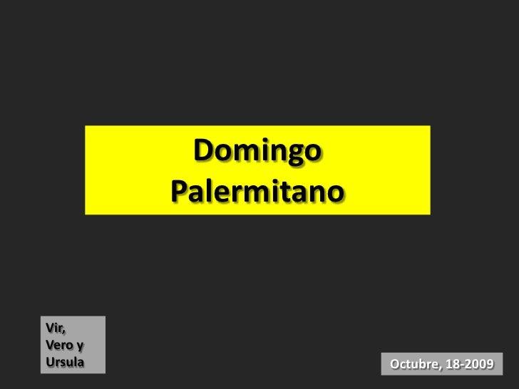Paseo Palermitano