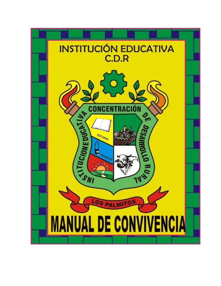 Manual De Convivencia C D R 02 05 07