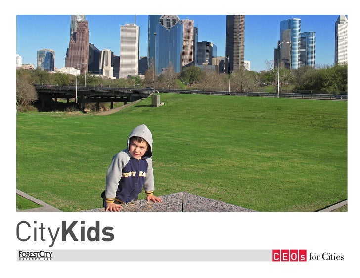 C E Os  Kids In Cities