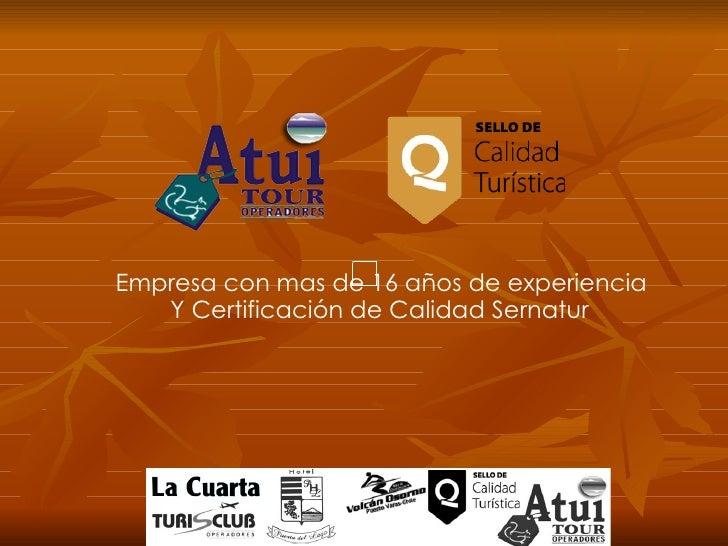 Presentación Padres Bariloche y Sur de Chile  Full 2012