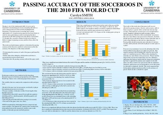 REFERENCES 1. Hughes, M et al. Jrnl Sport Sci, 23(5): 509-514, 2005 2. Impellizzeri, F et al. App. Phys. Nut.Metabolic. 33...
