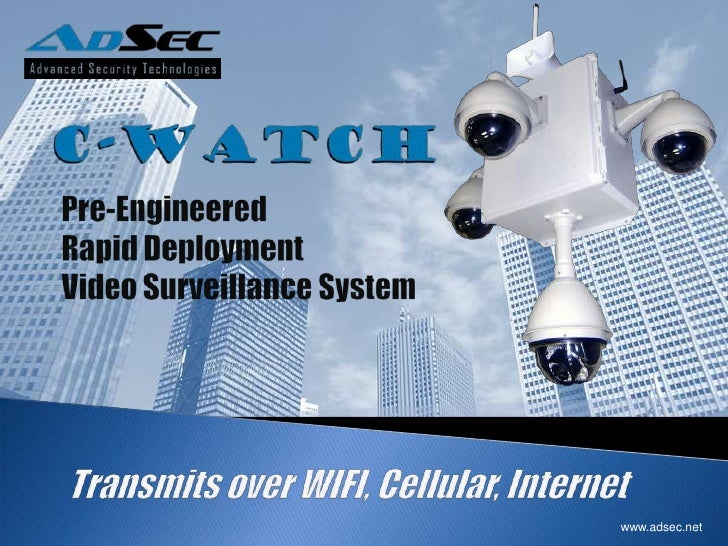 C Watch Power Point 01.11.09