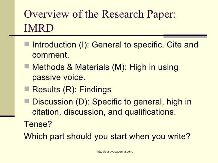 Effective academic writing short essay